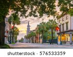 Historical Downtown Area Of ...