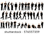 vector collection of... | Shutterstock .eps vector #576557359