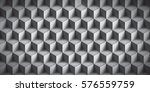 volume realistic texture  cubes ... | Shutterstock .eps vector #576559759