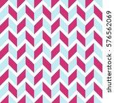 Pattern Stripe Seamless Pink...