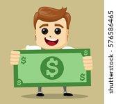 vector businessman with...   Shutterstock .eps vector #576586465