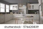 scandinavian classic white... | Shutterstock . vector #576620839
