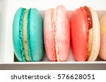 peppermint  peach and... | Shutterstock . vector #576628051