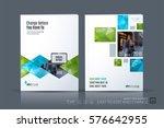 business vector template.... | Shutterstock .eps vector #576642955