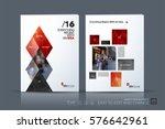 business vector template.... | Shutterstock .eps vector #576642961
