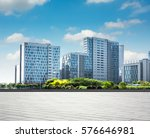 modern business building with...   Shutterstock . vector #576646981