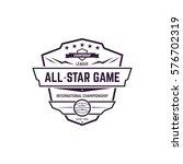 logo  emblem  badges or... | Shutterstock .eps vector #576702319