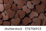 Milk Chocolate Hearts...