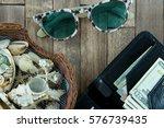 The Basket Of Shells ...
