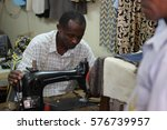 kigali  rwanda   circa july... | Shutterstock . vector #576739957