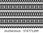 seamless melting black and... | Shutterstock . vector #576771289