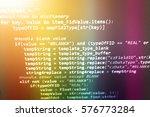software development by... | Shutterstock . vector #576773284