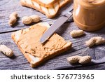 Peanut Butter Sandwiches Or...