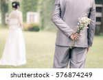 story of love. | Shutterstock . vector #576874249