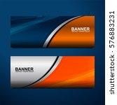 web banner template for...   Shutterstock .eps vector #576883231