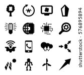 innovation icon. set of 16...   Shutterstock .eps vector #576895894