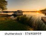 View Of Lake Sunrise Showing...