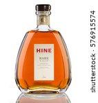 hine vintage cognacs  rare vsop ...   Shutterstock . vector #576915574