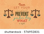 vintage typography vector... | Shutterstock .eps vector #576952831