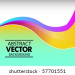vector background | Shutterstock .eps vector #57701551