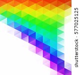 colorful grid mosaic background