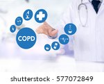 Small photo of COPD Chronic obstructive pulmonary disease