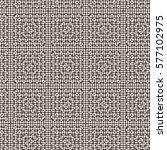 vector seamless pattern.... | Shutterstock .eps vector #577102975