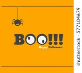 abstract halloween background  | Shutterstock . vector #577104679