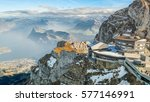 mount pilatus switzerland | Shutterstock . vector #577146991