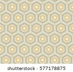 retro wallpaper   vintage... | Shutterstock .eps vector #577178875