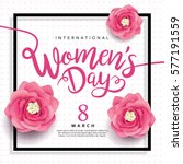 8 March  International Women's...