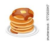 vector illustration. fresh... | Shutterstock .eps vector #577202047