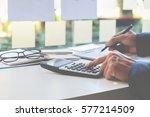 business concept. business... | Shutterstock . vector #577214509