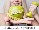 model offers proper nutrition