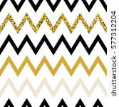 seamless pattern of golden... | Shutterstock .eps vector #577312204