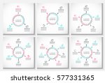 thin line flat elements for... | Shutterstock .eps vector #577331365