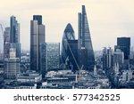 london  uk   december 19  2016  ... | Shutterstock . vector #577342525
