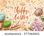 template vector card with...   Shutterstock .eps vector #577364041