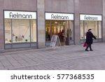 wiesbaden germmany jan 26  ... | Shutterstock . vector #577368535