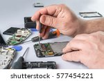 Cell Phone Repair. Smartphone...