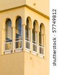 arabian style artistic building ... | Shutterstock . vector #57749812