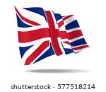 illustration united kingdom of... | Shutterstock .eps vector #577518214