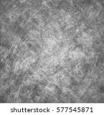 silver scratched metal... | Shutterstock . vector #577545871