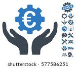 euro maintenance hands...   Shutterstock .eps vector #577586251