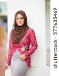 melaka  malaysia   june 26 ... | Shutterstock . vector #577635469