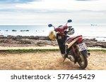 koh lanta island  krabi... | Shutterstock . vector #577645429