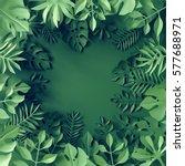 3d render  digital illustration ... | Shutterstock . vector #577688971