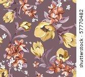 elegance seamless wallpaper...   Shutterstock .eps vector #57770482