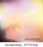 vector grunge background   Shutterstock .eps vector #57771520