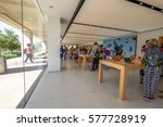 cupertino  ca  united states  ... | Shutterstock . vector #577728919